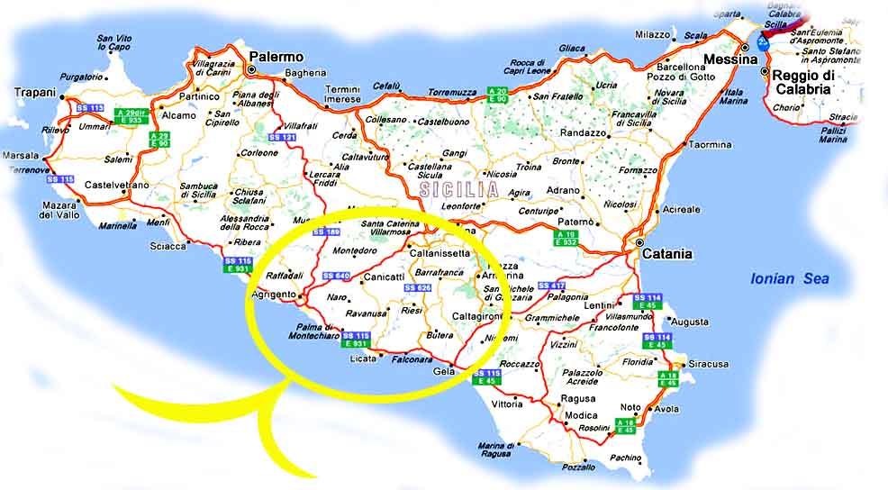Basse Sicile
