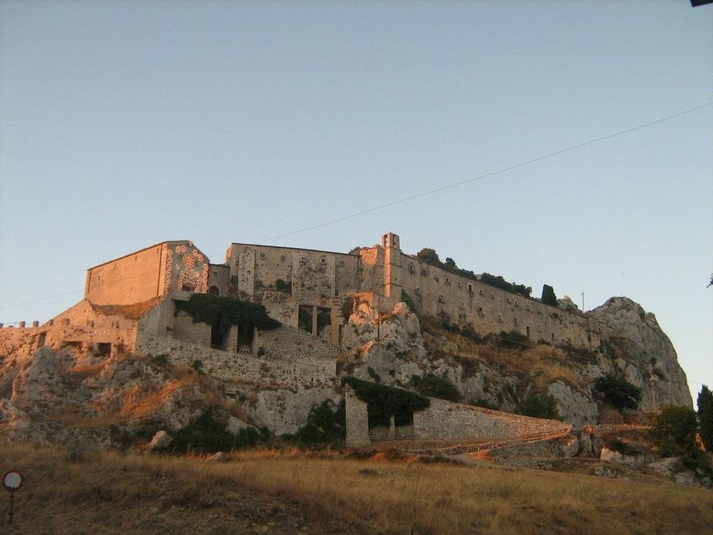 Caltabellotta Castello Norman