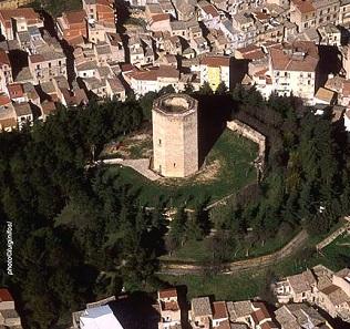 Enna Torre di Federico II