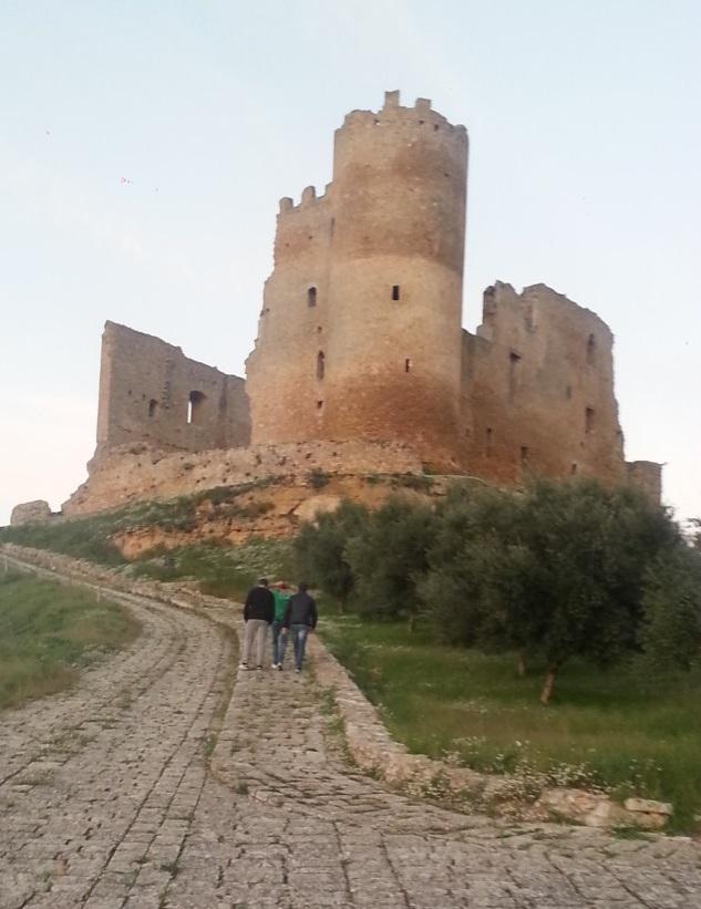 Mazzarino Castello Brianciforti