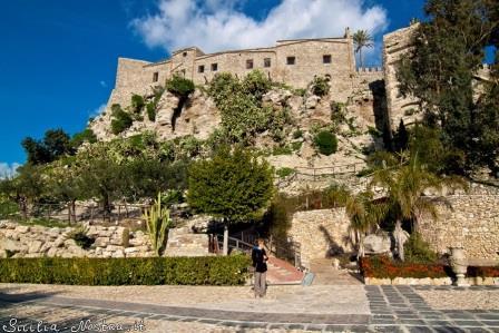 Siculiana Castello Chiaramonte